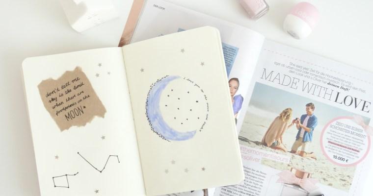 DIY: ein Art Journal gestalten //life