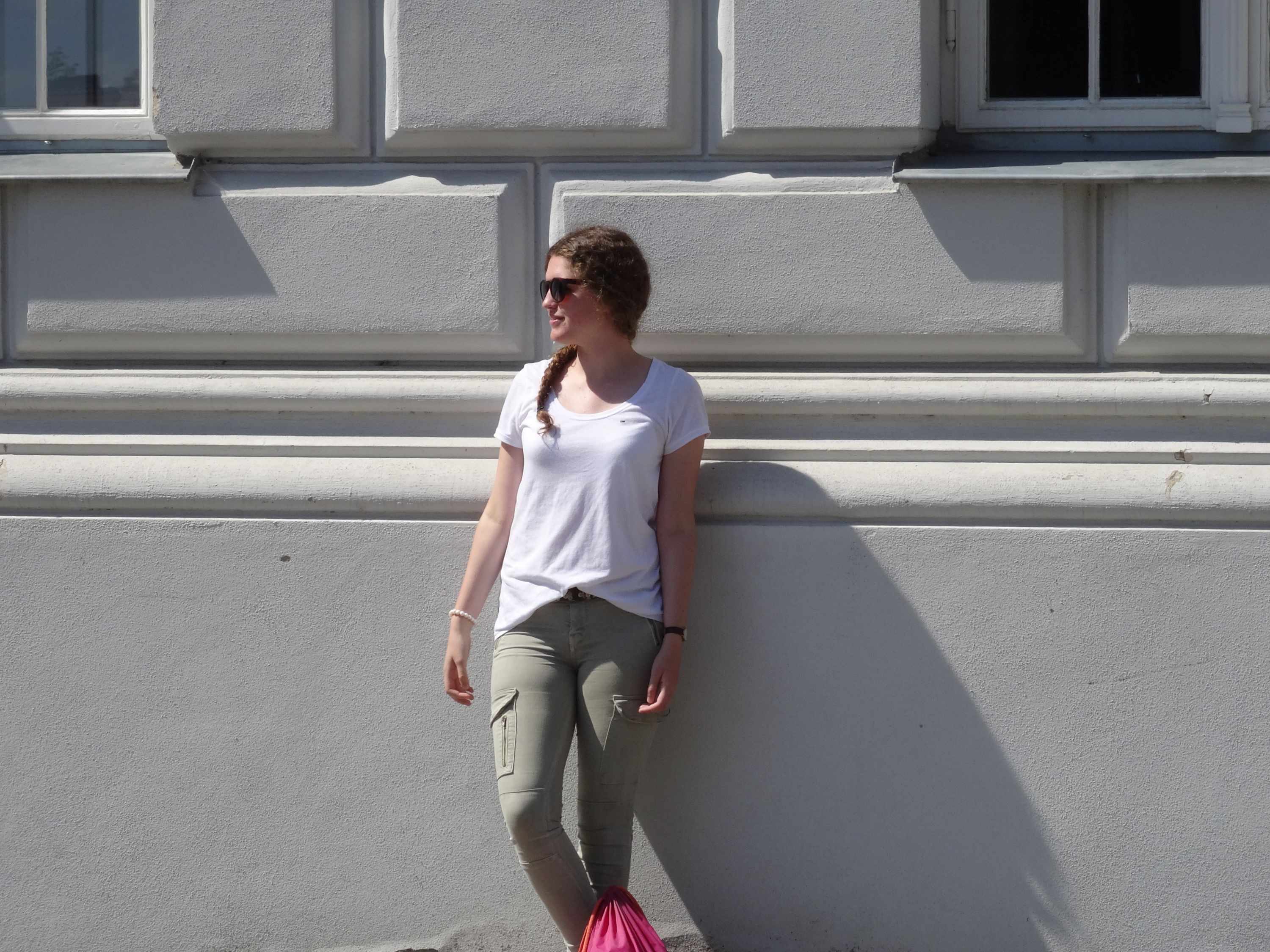 Outfit: Military Jeans kombinieren //life