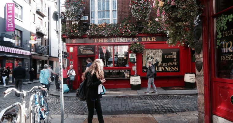 Travel Diary: Dublin 2017 //travel
