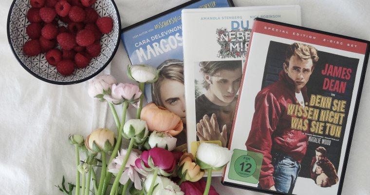 CULTURE CLUB: Filme und Serien, die ich in letzter Zeit gesehen habe