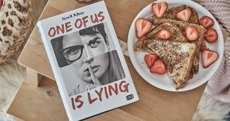"CULTURE CLUB: Rezension zu ""One of us is lying"" von Karen M. McManus"