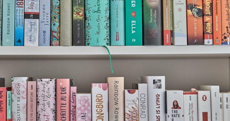 Mein BÜCHERREGAL – habe ich dieses Buch? Eine Challenge