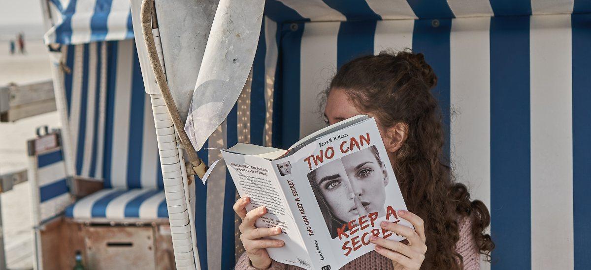 REZENSION: Two can keep a secret von Karen M McManus