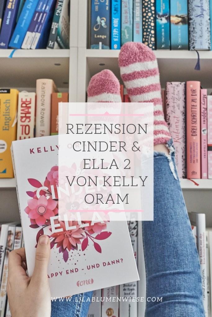 Rezension zu Cinder & Ella 2 von Kelly Oram