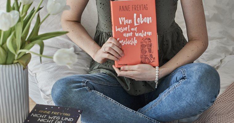 REZENSION: Mein Leben basiert auf einer wahren Geschichte von Anne Freytag