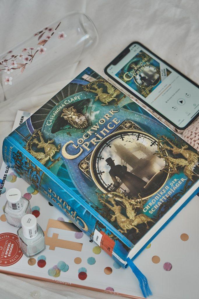 Rezension: Clockwork Prince von Cassandra Clare
