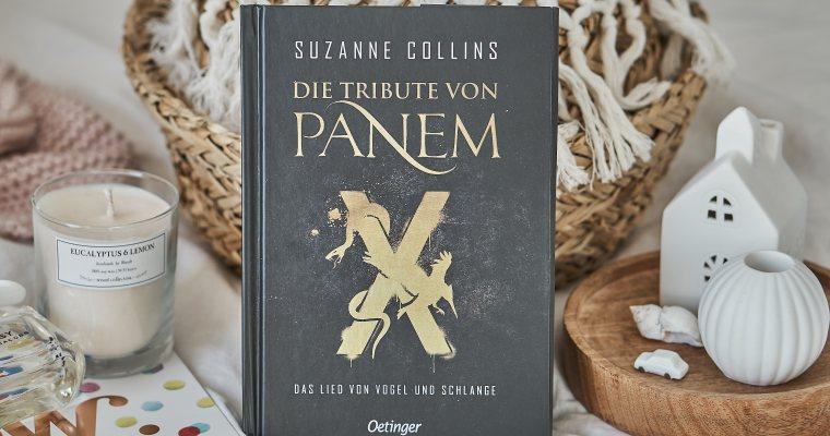 REZENSION: Die Tribute von Panem X. Das Lied von Vogel und Schlange von Suzanne Collins