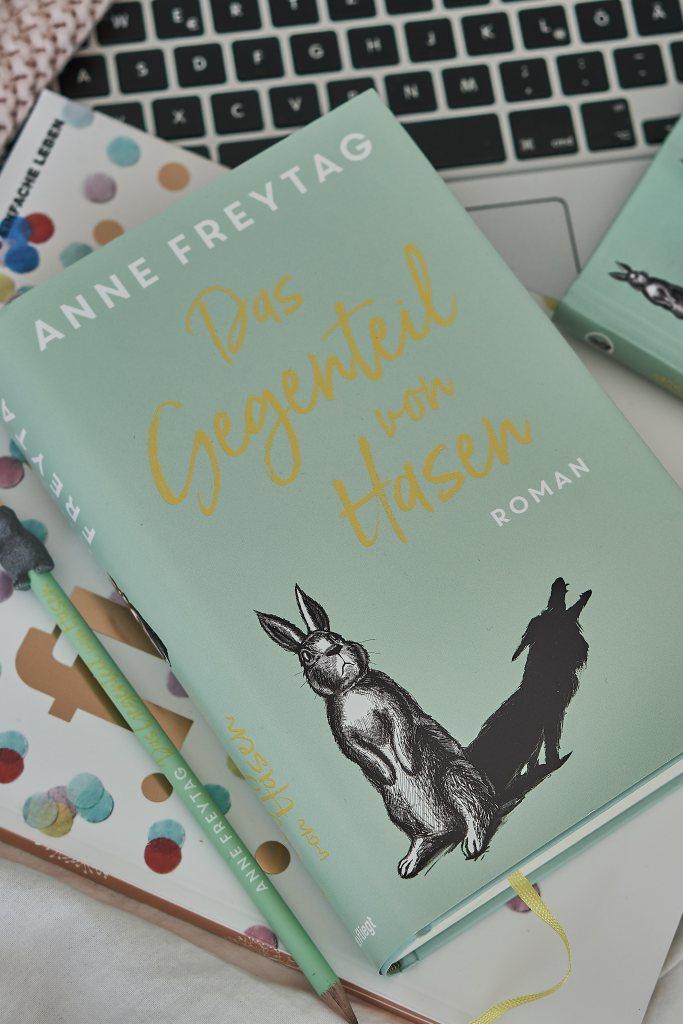 Rezension: Das Gegenteil von Hasen von Anne Freytag