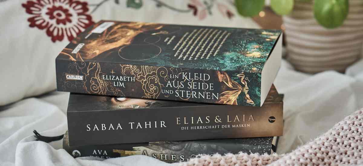 Neuzugänge #3: Hilfe, ich habe definitiv zu viele Bücher gekauft!