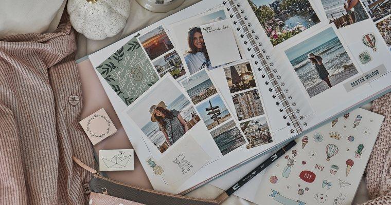 DIY: SO gestalte ich meine FOTOALBEN – Meine Tipps und Tricks