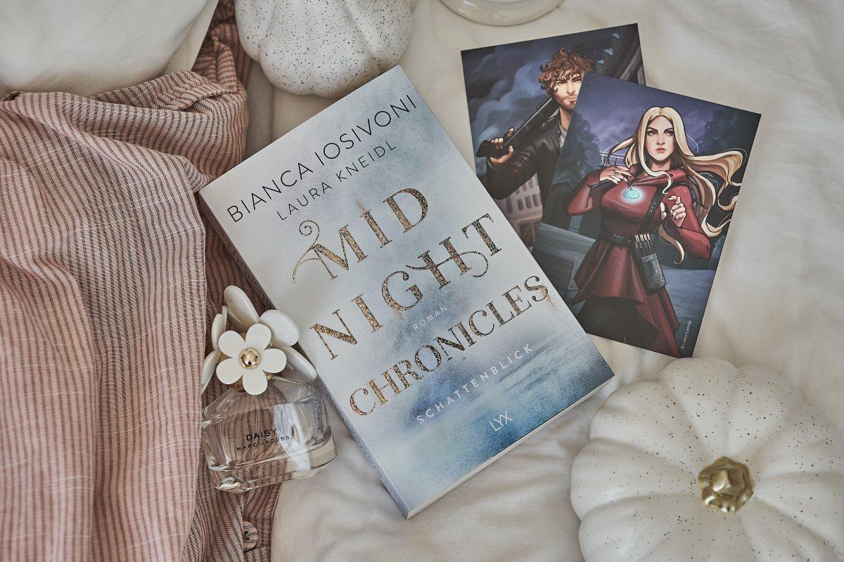 REZENSION: Midnight Chronicles Schattenblick von Bianca Iosivonie
