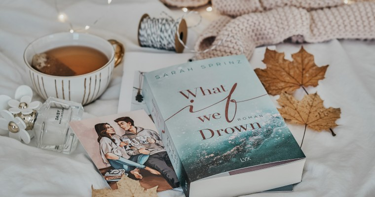 REZENSION: What If We Drown von Sarah Sprinz