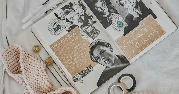 DIY: Wie du ein ART/JUNK JOURNAL gestaltest – kreativ & inspirierend