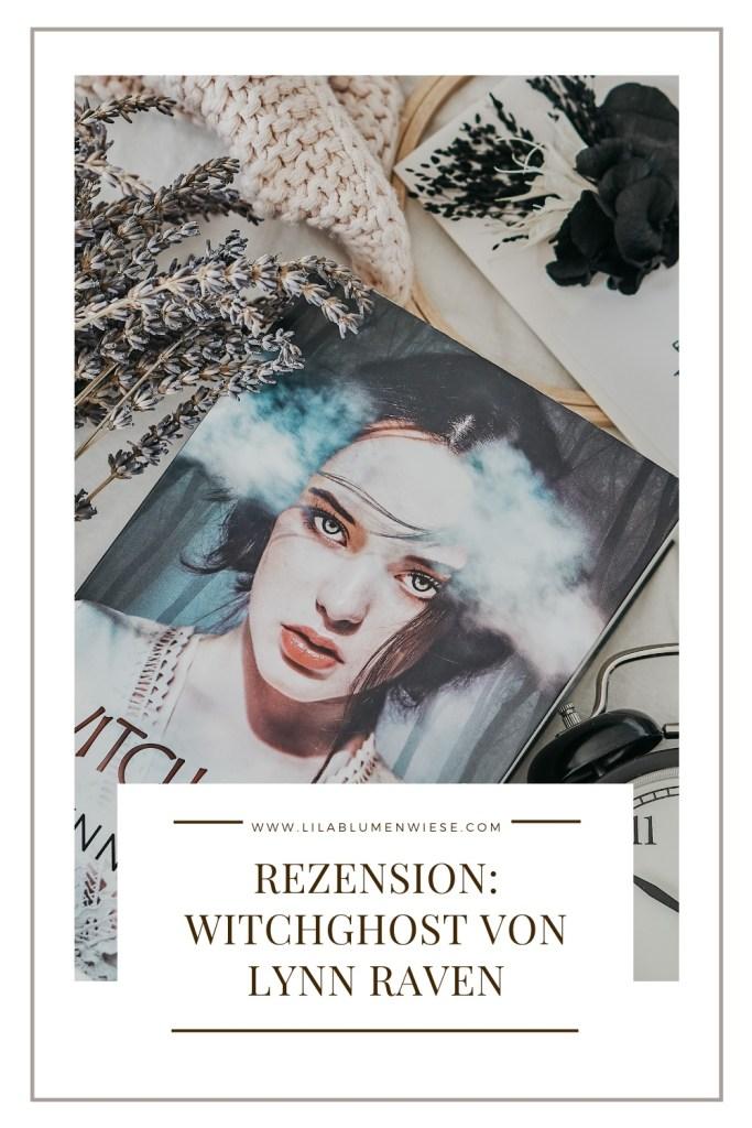 Rezension Witchghost von Lynn Raven