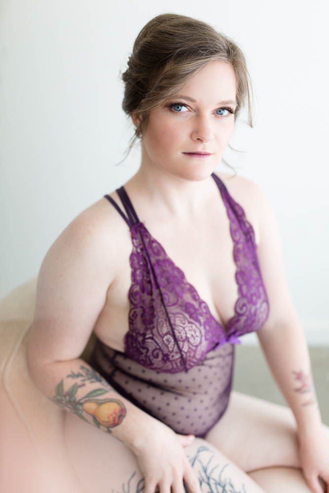 Boudoir Intimate Colorado Idaho Lilac et Fern-LR-104