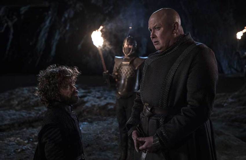 Varys dies for telling the truth