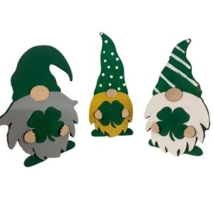 St. Patricks Day Gnome Set
