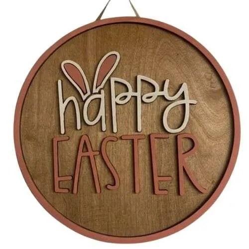 Happy Easter Wall/Door Hanger