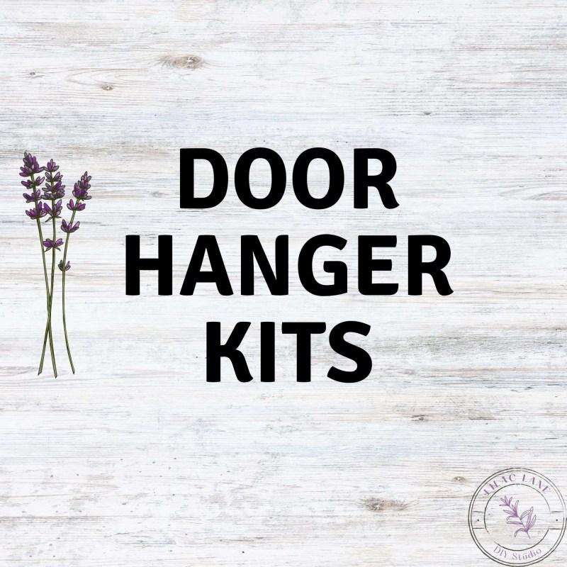 Door Hanger Kits