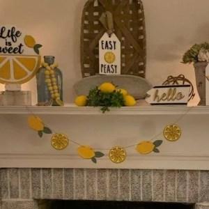 Lemon Banners