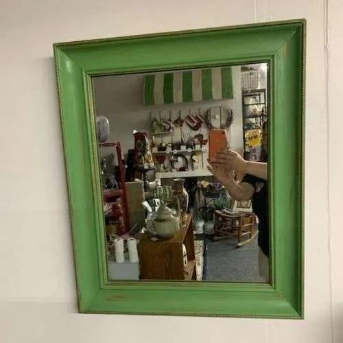 Paint Can Transform a Mirror