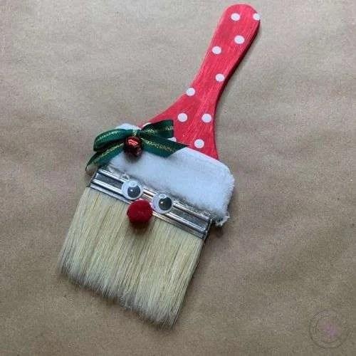 Chip Brush Santa