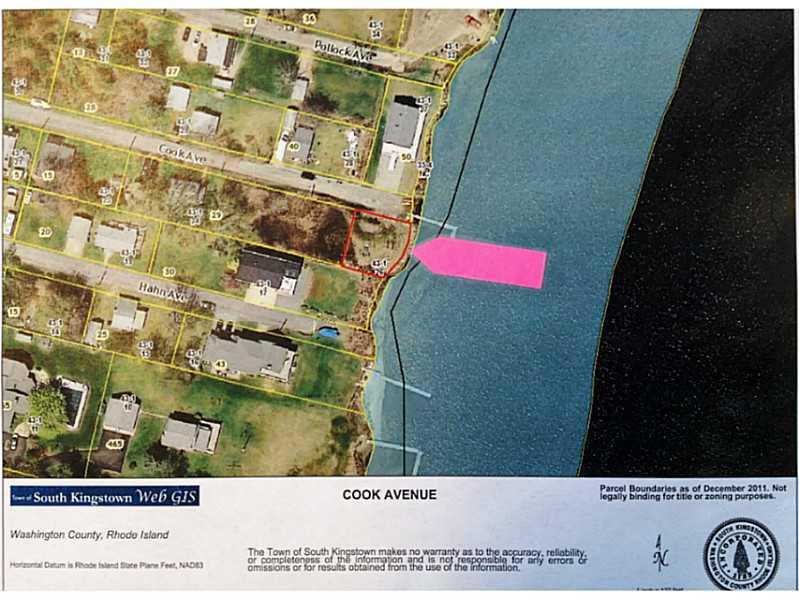 0 Cook Avenue, South Kingstown