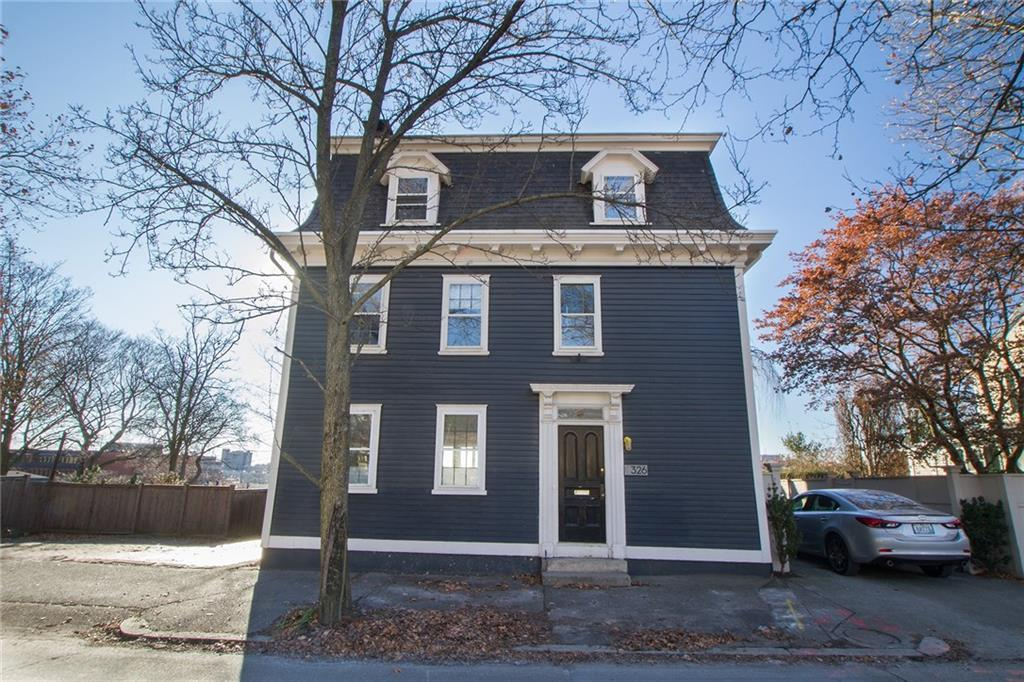 326 Benefit Street, East Side of Prov