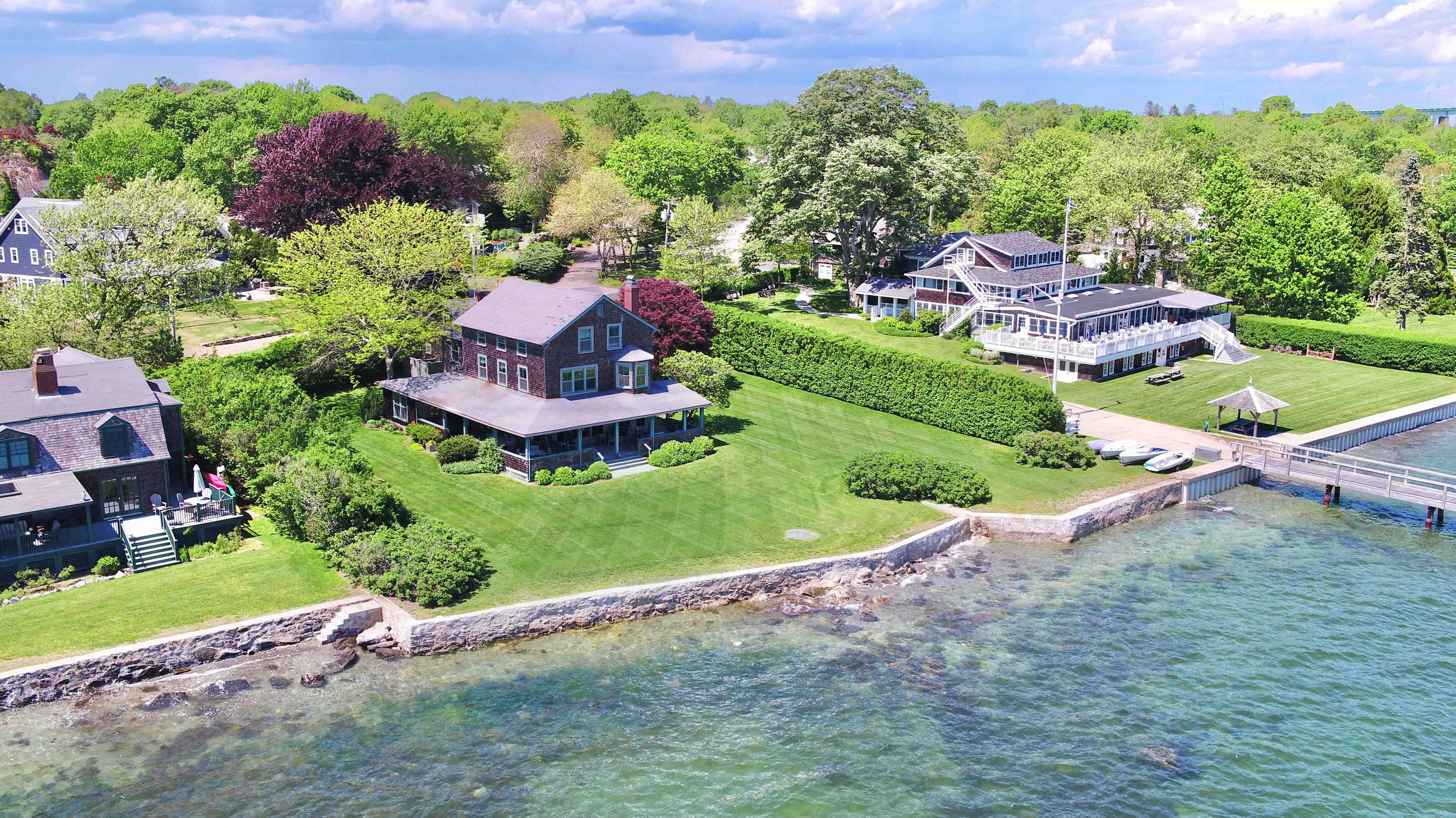 """LILA DELMAN REAL ESTATE SELLS """"FOLLY HOUSE"""" FOR $3.75M, MARKING SECOND HIGHEST SALE IN JAMESTOWN THIS YEAR*"""