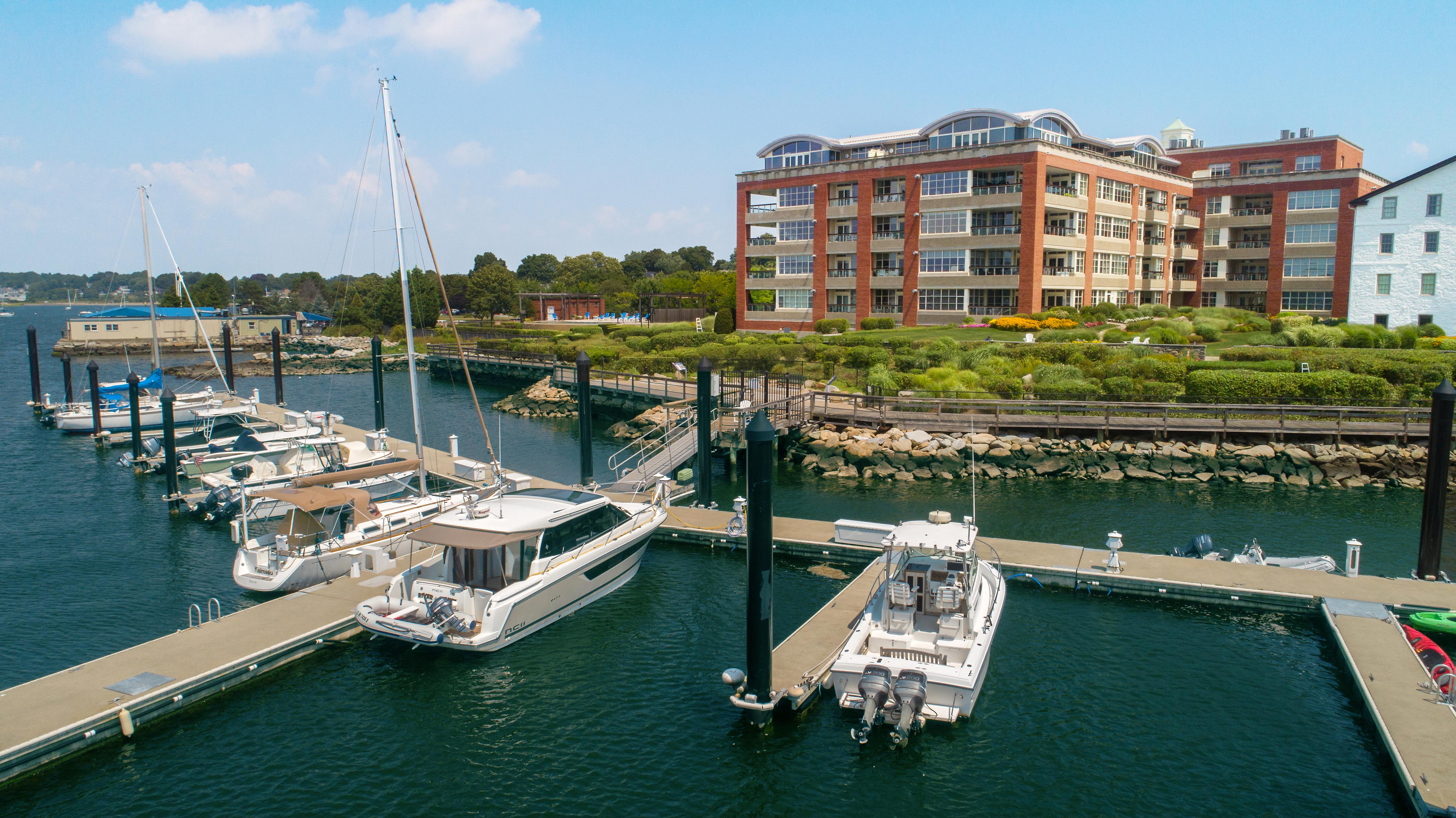 LILA DELMAN REALIZES BRISTOL'S HIGHEST CONDO SALE OF THE YEAR, CONTINUING THEIR LEADERSHIP WITHIN STONE HARBOUR*