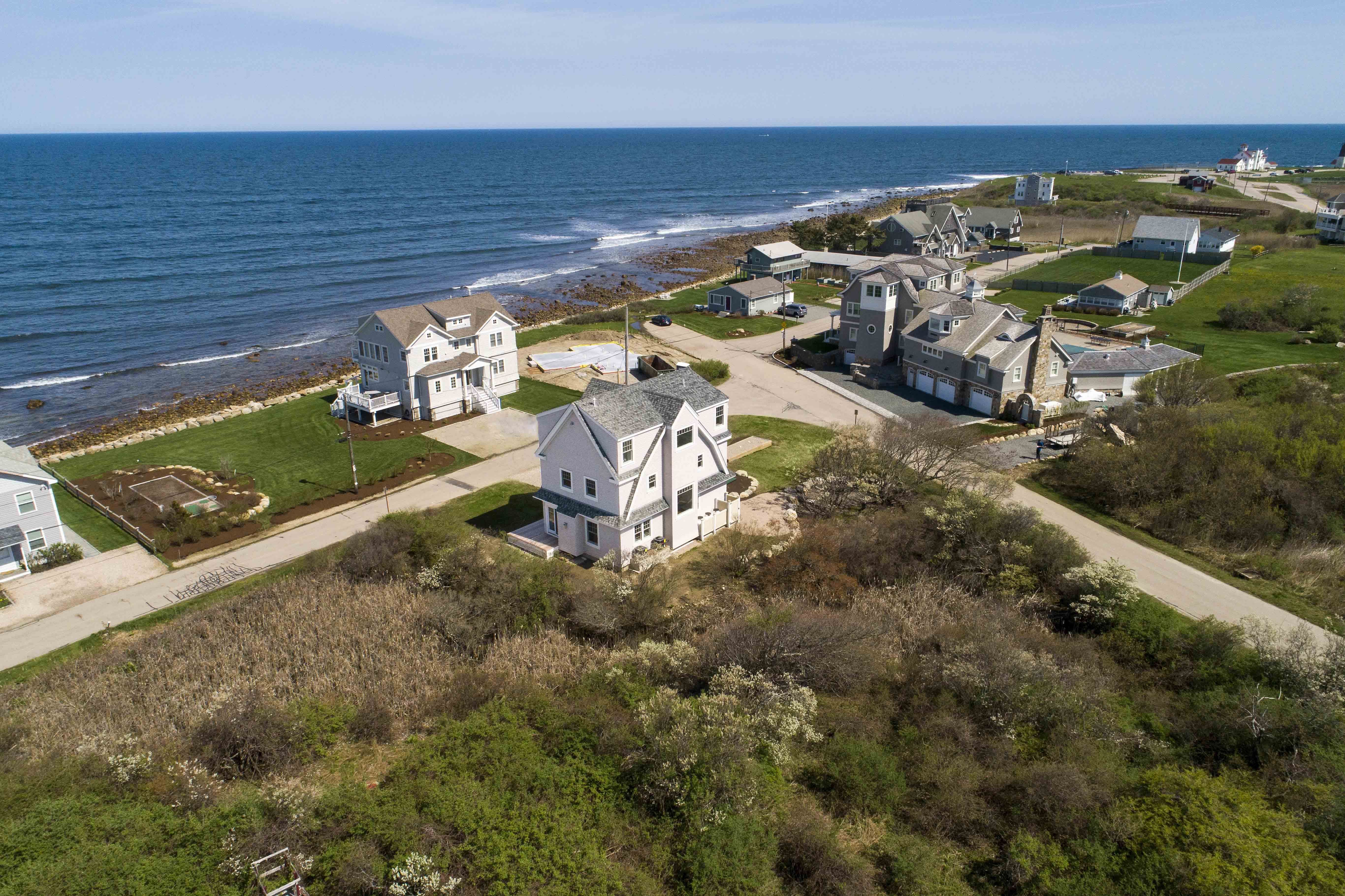 POINT JUDITH NEW CONSTRUCTION SELLS FOR $1.507M, WITH LILA DELMAN REAL ESTATE ON BOTH SIDES OF THE TRANSACTION