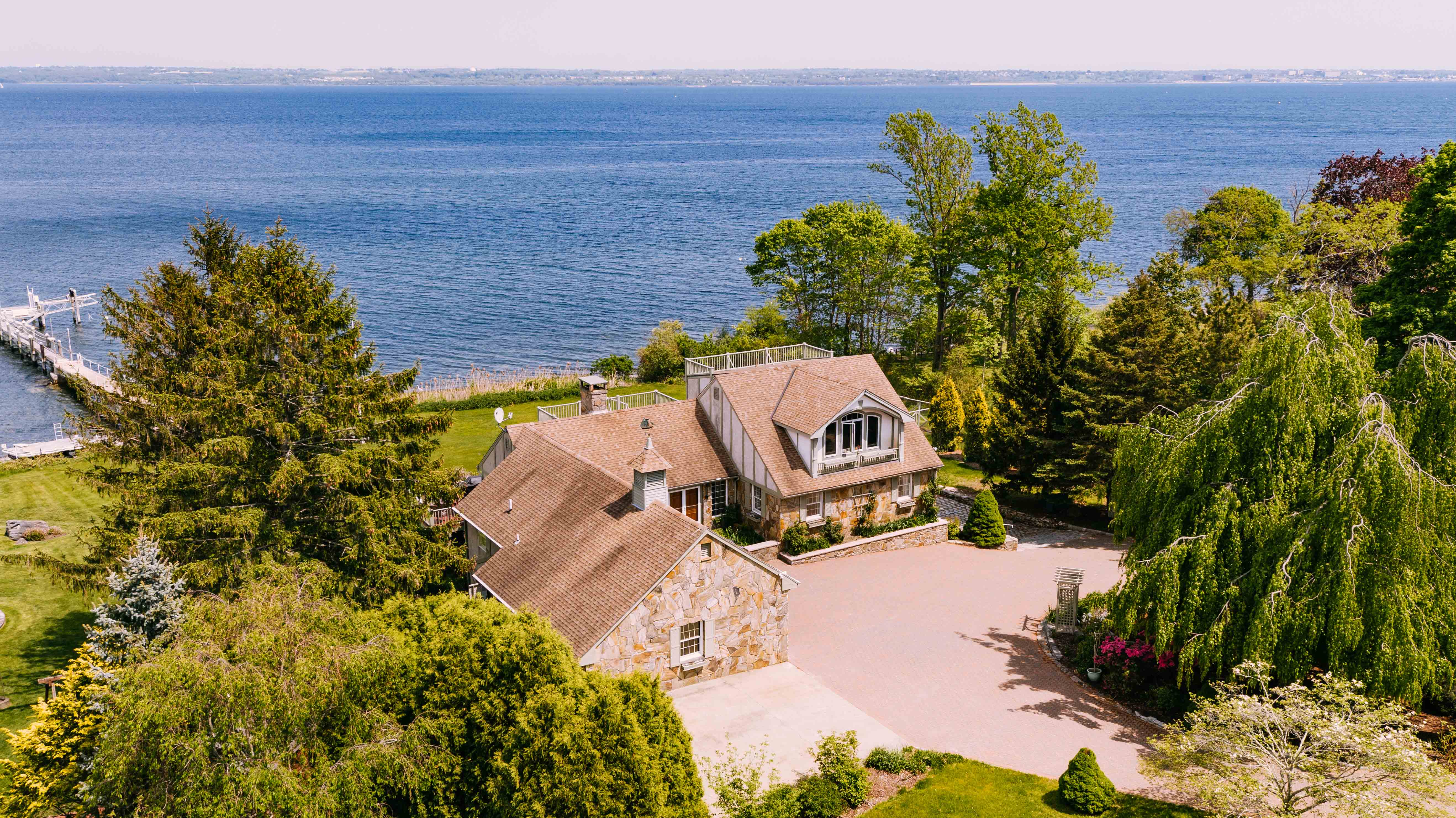 R.I. Real Estate Notes: Jamestown Waterfront Tudor Sells for $2.4 Million
