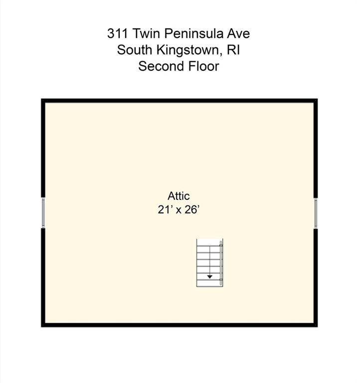 311 Twin Peninsula Avenue, South Kingstown