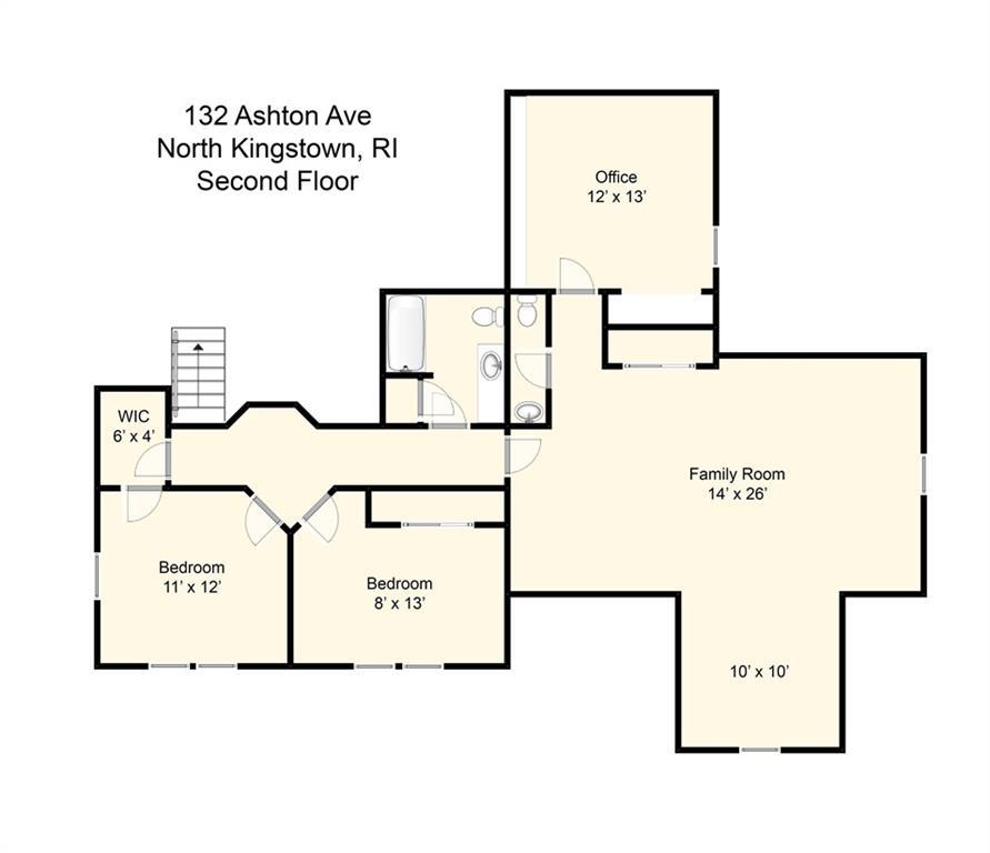 132 Ashton Avenue, North Kingstown