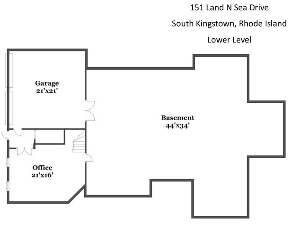 151 Land N Sea Drive, South Kingstown