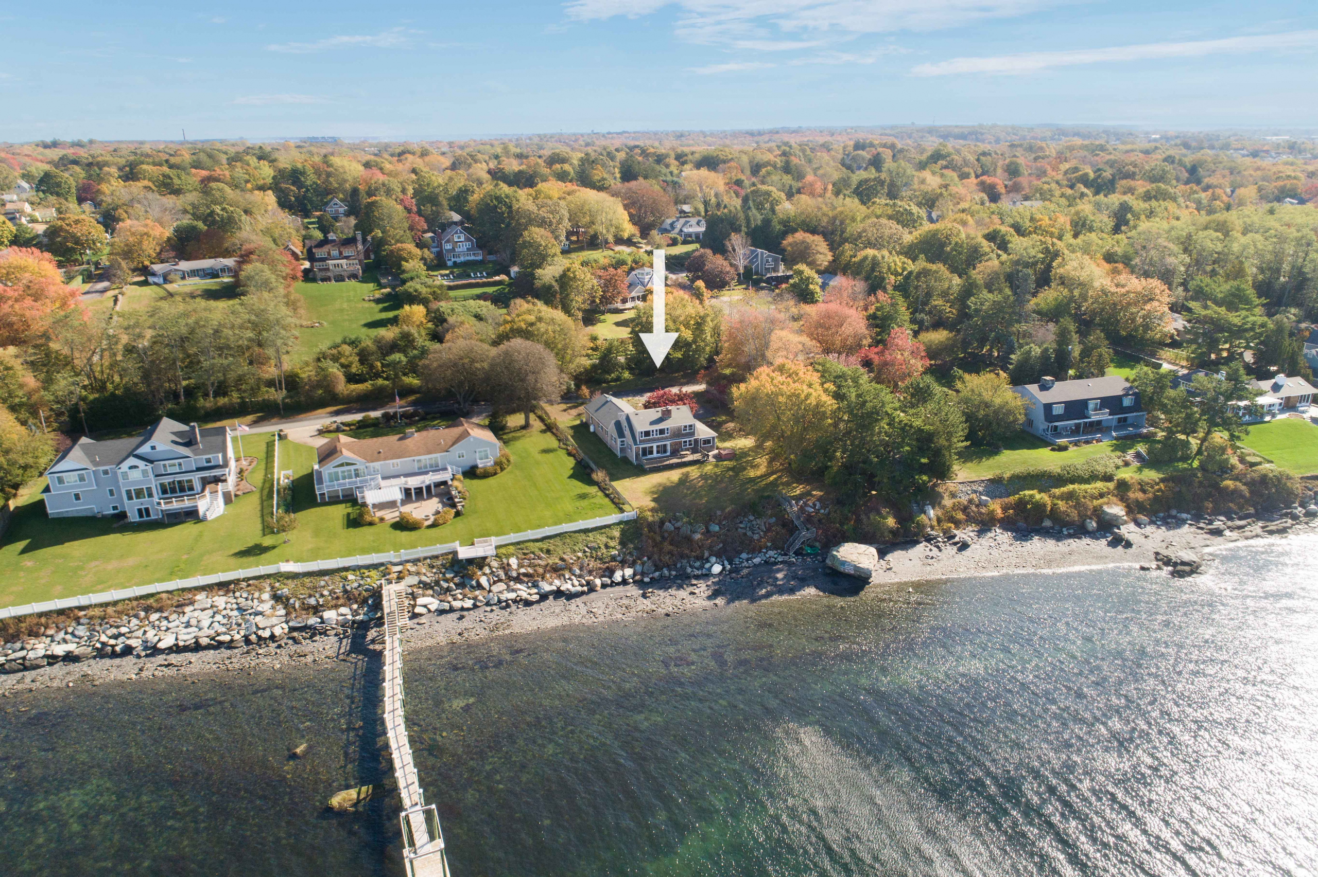 BRISTOL HIGHLANDS WATERFRONT CAPE SELLS FOR $1.384M