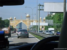 Malaysia's version of EDSA (Manila's major highway)