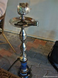 My own sisha. Apple flavor.