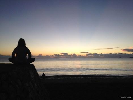 Sunrise Japa meditation