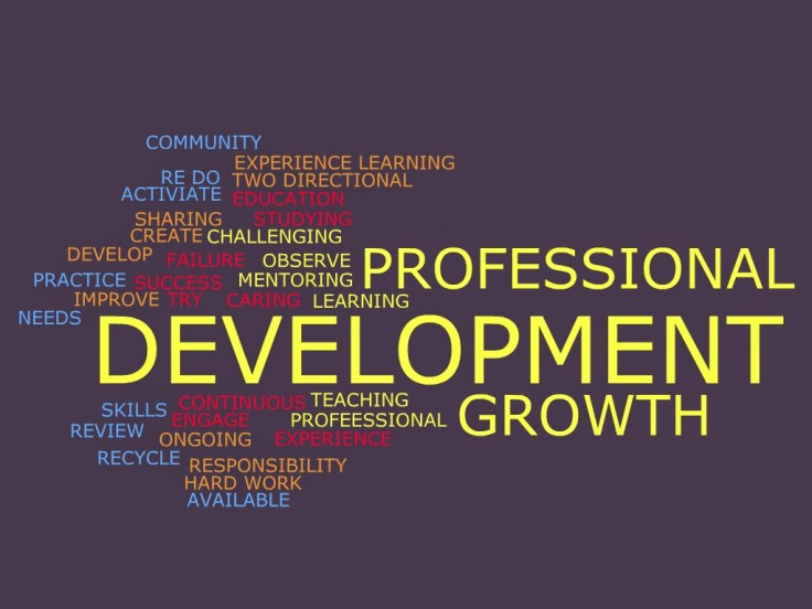 Professional Development  Patrick Harvey SPT