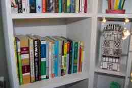 Updated Bookshelf Tour