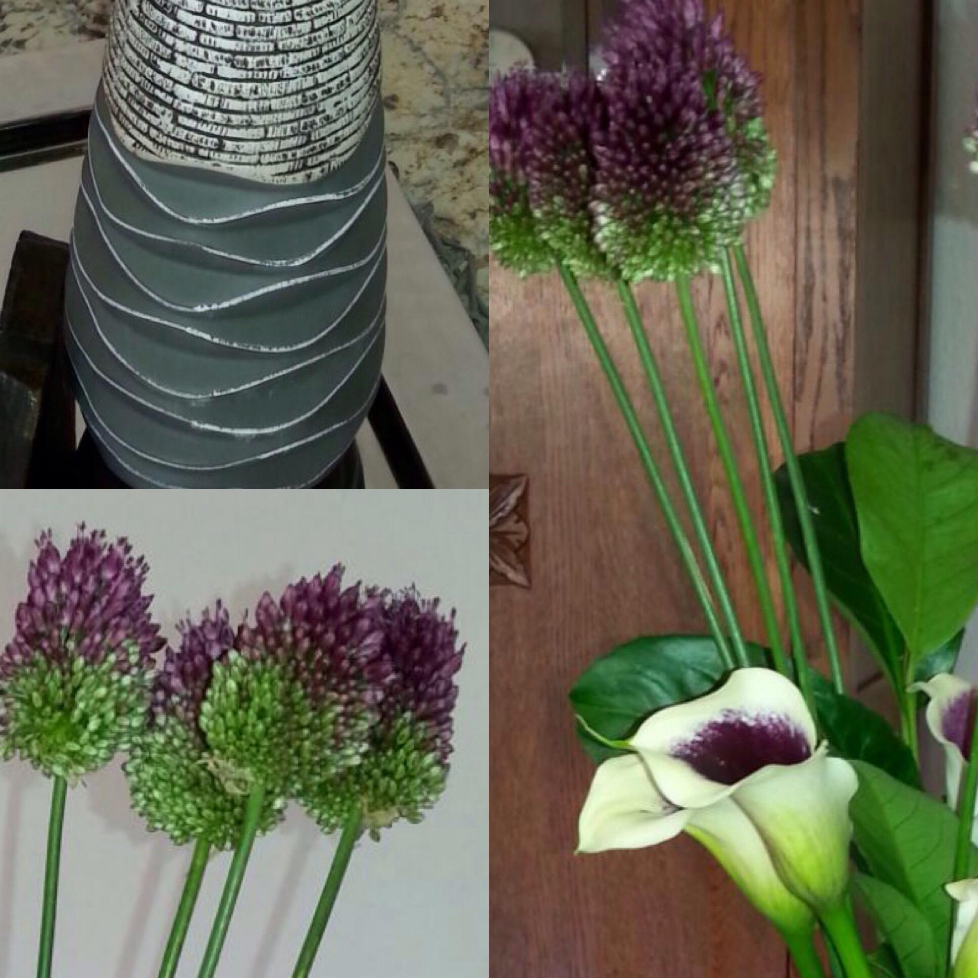 Friday-Flowerday – oder – Heute fremdgefreut