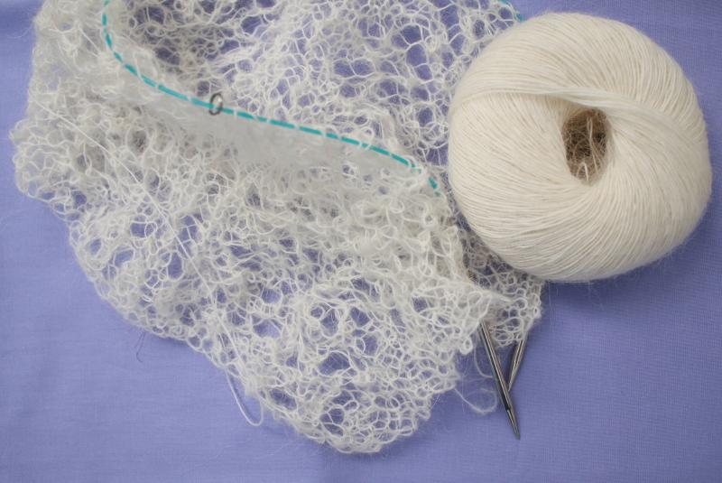 Halldòra shawl