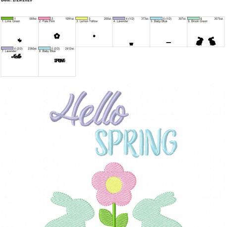 Hello Spring 6×10
