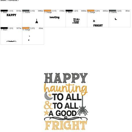 Happy Haunting 6×10