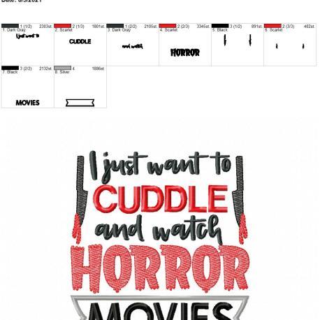 Horror Movies 5×7