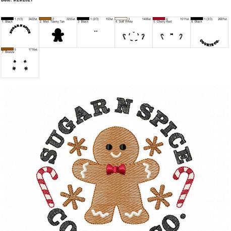 Sugar n spice 6×10