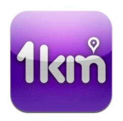 1km App Review