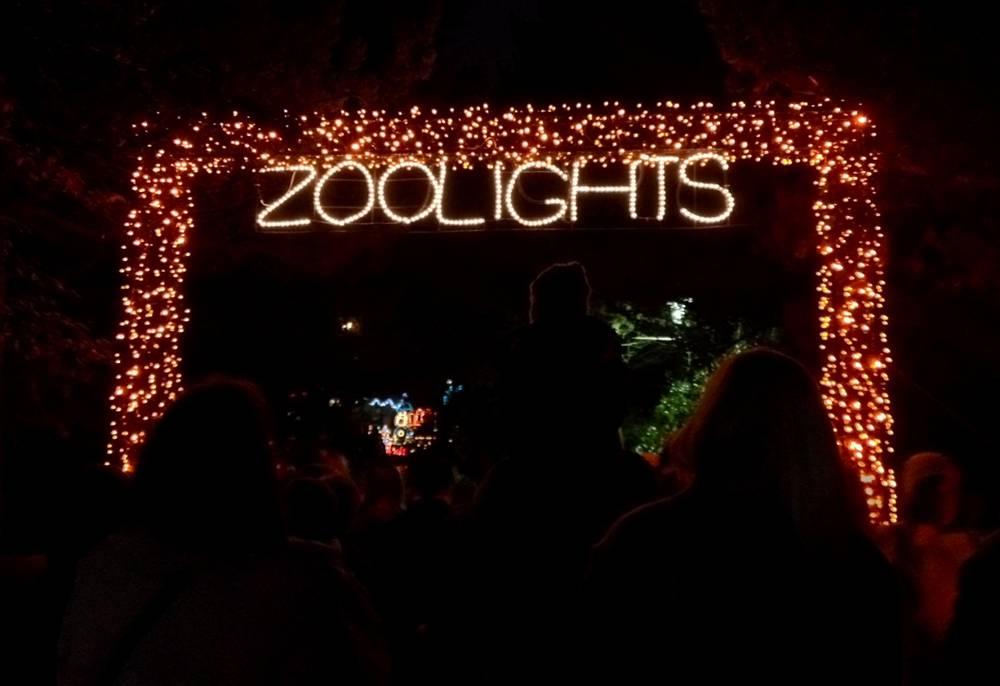 Zoo Lights Fresno 2017