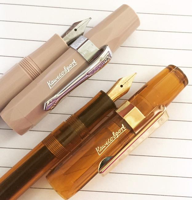 fountain pen, affordable fountain pen, Kaweco, Kaweco Sport, Kaweco Classic Sport, Kaweco Skyline Sport, Kaweco Brass Sport, Kaweco tin